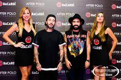 LAST CHÚKKER BACARDÍ, la fiesta del pasado viernes 21 de agosto en Santa María Polo Club, concentró a una multitud de invitados que no quisieron perderse el regreso del DJ Show Les Castizos a la sala Lounge de After Polo. #SotograndeLifestyle