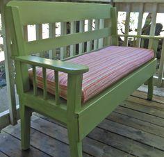 mint bench