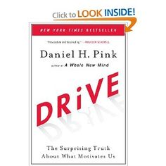 What motivates us? Daniel Pink examines three elements of motivation - autonomy, mastery and purpose - and how they affect our lives and business.