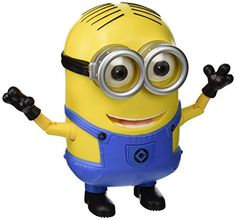 Despicable Me Dancing Dave Action Figure |