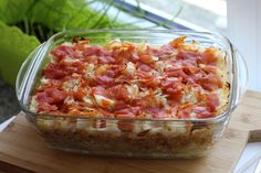 Polish Recipes, Greek Recipes, Diet And Nutrition, Vegan, Macaroni And Cheese, Cabbage, Healthy Living, Good Food, Food And Drink
