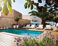 The desired island. Hotel Es Mares in Formentera