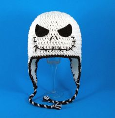 Angry Jack the Pumpkin King Earflap Hat