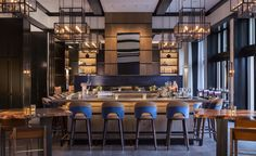 With the northern ski-season just about to kick-off, the Remedy Bar at the Four Seasons Resort in Vail has, with impeccable timing, emerged from a $2.5m spruce up by the New York-based Meyer Davis Studio. It helps that the bar already commands an impre...