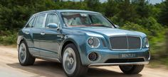 Bentley SUV New Concept