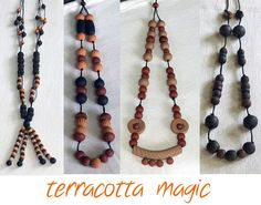 Colours Dekor: Terracotta Jewellery