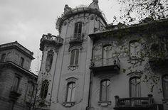 Casa Fenoglio,Torino.