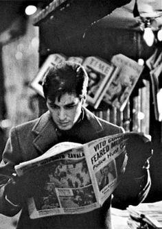 Al Pacino ~ The Godfather, 1972
