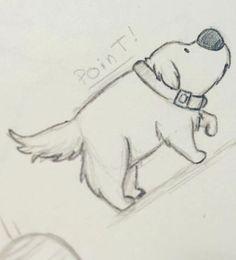 30 Trendy Ideas For Dogs Cartoon Drawing Fan Art Cute Easy Animal Drawings, Cool Drawings, Random Drawings, Cartoon Dog Drawing, Funny Dog Faces, Dog Tumblr, Dog Poses, Dog Illustration, Dog Tattoos