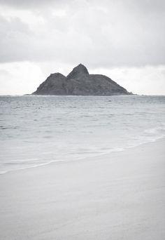 Lanikai Beach view