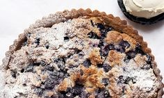 At once sweet and piercingly tart, blackcurrants are the most lovable of summer fruits, here paired with almonds in a tasty tart and with poppy seeds in Chelsea buns. By Nigel Slater Fruit Recipes, Summer Recipes, Sweet Recipes, Dessert Recipes, Cafe Recipes, Tea Recipes, Delicious Recipes, Breakfast Recipes, Vegetarian Recipes
