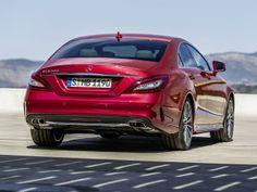 2014 Mercedes-Benz CLS and CLS Shooting Brake – updated design (© Mercedes-Benz)