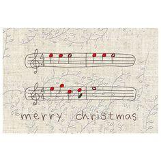 イラスト付きMerry Christmas 11 (ふちなし印刷向け) WORD2007 無料素材 ダウンロード | ペーパーミュージアム