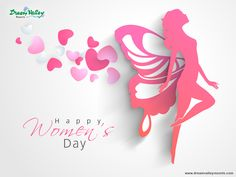 Happiness is incomplete without you so is this Day!  You are the #strength and the driving force of every home, heart & feeling . #Happy #women'sDay!
