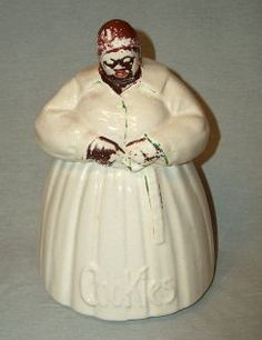 McCoy Cookie Jar Gallery: Pictures and Prices: McCoy Mammy