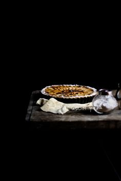 Apple pie. The lighting composition is just wow.
