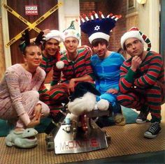 """first holiday with my boys, many moons ago ☺"""" - Kaley"""