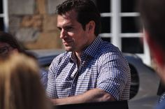 Henry Cavill News: The Durrell Challenge: Exclusive Pics And Video