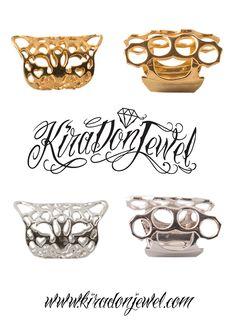 New Ring Designs available now @ www.kiradonjewel.com Types Of Metal, Ring Designs, Mugs, Tableware, Dinnerware, Tablewares, Mug, Place Settings