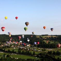 Best Things to do This Weekend - Bristol Balloon Fiesta