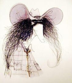 Tim Burton #sketch #illustrations