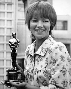 Glenda Jackson, CBE (born 9 May 1936) is a British actress who won two Academy Awards for Best Actress: for Women in Love (1969) and A Touch of Class (1973). Since 1992, she has served as a Labour Party Member of Parliament.