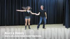 Country Swing Dancing - Aerials, Lifts, Dips, Flips, Moves, Tricks.