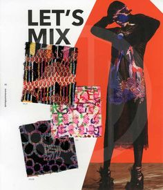 A + A Textile - Women Fabrics & Colors S/S 2018 | mode...information GmbH Fashion Trend Forecasting and Analysis