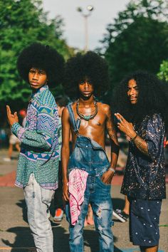 Street Style. Afropunk 2015. Photo by Driely S.  menswear mnswr mens style mens fashion fashion style streetwear afropunk streetstyle