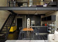 O loft industrial da blogueira-celebridade Gabriela Pugliesi