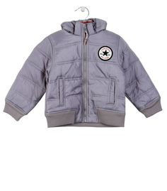 On Casabu for 48hrs only - Puffer Bomber Jacket - Converse - up to 50% off