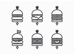 Burgers by Paweł Wypych