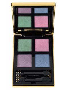 Arty Stone: la nuova collezione per la primavera 2013 firmata Yves Saint Laurent - http://www.tentazionemakeup.it/2013/01/arty-stone-la-nuova-collezione-per-la-primavera-2013-firmata-yves-saint-laurent/ #ysl #makeup #newcollection #eyeshadow #palette #ombretto