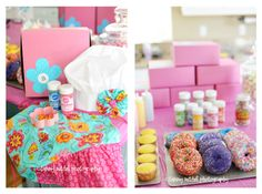 Let's Party: Kid's Party Ideas: Throw a Bakery Birthday Party - Dreamers Into Doers -- marthastewart.com