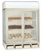 31in. Counter-Top Pastry Display Case - Self Service  #countertop #bakery #case