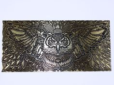 Etched and oxidized brass sheet for jewelry and accessories