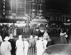 The old Ben Ali Theater downtown Lexington, Kentucky