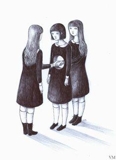 Virginia Mori - Ilustración