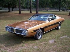 Dodge Charger 1974