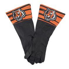 Cincinnati Bengals NFL Dish Gloves
