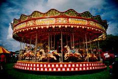 Merry-Go-Round #vintage
