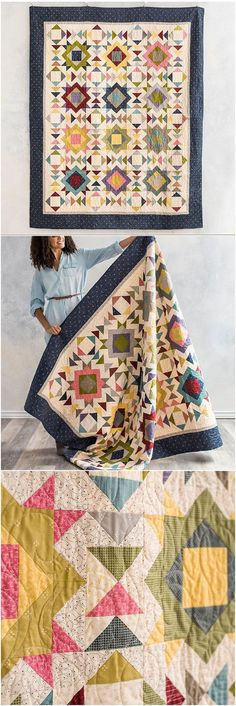 Goose Iron Quilt Kit
