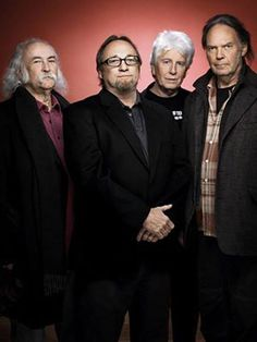 """Crosby, Stills, Nash, and Young 