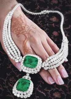 LuxArtAsia: Sotheby's HK to action exquisite Jewels of India