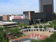 General Life Insurance Building, St Louis. Philip Johnson