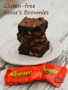 Reeses Brownies *-*
