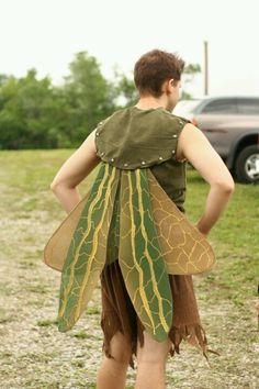 Fairy wings -- for Midsummer Night's Dream?