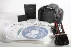 Canon EOS Rebel T5 1200D 18MP Digital Camera (Body)