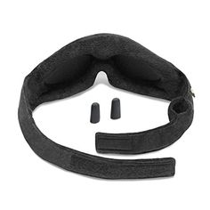 """CABEAU """"Midnight Magic"""" Adjustable Sleep Mask – Guaranteed 100% Blackout Shades   CABEAU """"Midnight Magic"""" Adjustable Sleep Mask - Guaranteed 100% Blackout Shades The patented Midnight Magic® Sleep Mask lets you create the custom shape that works for you to guarantee 100% blackout and complete rest. (1) Features an adjustable, padded nose bridge that easily molds to custom fit your nose (2) Has a silky soft interior with inner rounded eye liners to avoid contact with your eyelids (3) .."""