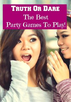 Spill your secrets to your friends with our list of truth or dare questions! This is one of my fav party games for teens to play, even indoors!